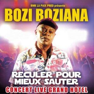 Reculer pour mieux sauter - Concert live Grand Hôtel
