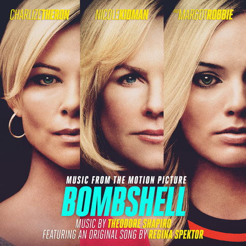 Bombshell (Original Music from the Motion Picture Soundtrack) (重磅腥聞電影原聲帶)