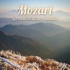 Les maîtres de la relaxation : Mozart, Vol. 1