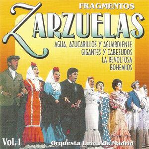 Zarzuelas - Fragmentos