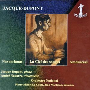 Jacque-Dupont: Navarrianas, La Clef des songes, Amduscias