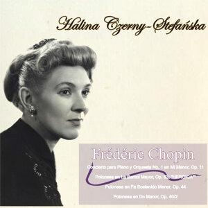 """Chopin: Concierto para Piano y Orquesta No. 1 en Mi Menor, Op. 11 - """"Heroica"""" Polonesa en La Bemol Mayor, Op. 53 - Polonesa en Fa Sostenido Menor, Op. 44 - Polonesa en Do Menor, Op. 40/2"""
