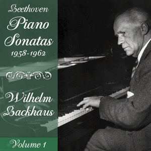 Beethoven: Piano Sonatas (1958-1962), Volume 1