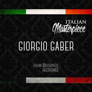 Giorgio Gaber - Italian Masterpiece