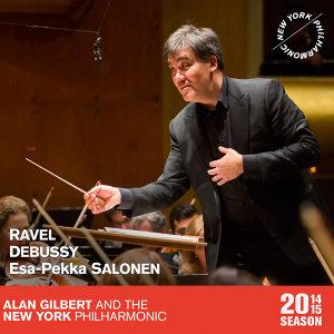 Ravel: Valses nobles et sentimentales & Piano Concerto in G major - Debussy: Jeux - Esa-Pekka Salonen: Nyx