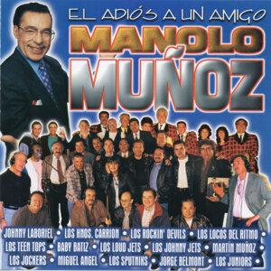 El Adios a un Amigo - Manolo Muñoz