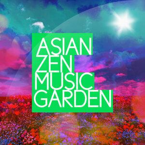 Asian Zen Music Garden