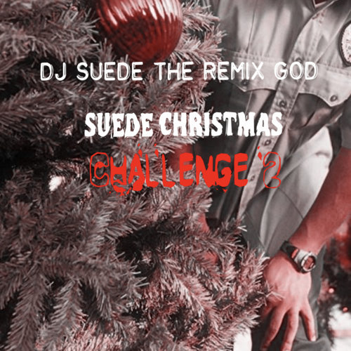 Suede Christmas Challenge 2