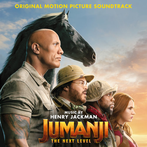 Jumanji: The Next Level (Original Motion Picture Soundtrack) (野蠻遊戲:全面晉級電影原聲帶)