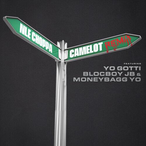 Camelot (feat. Yo Gotti, BlocBoy JB & Moneybagg Yo) - Remix