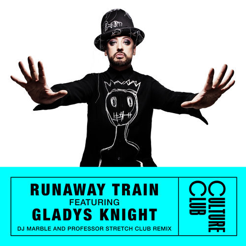 Runaway Train (feat. Gladys Knight) - DJ Marble & Professor Stretch Club Remix