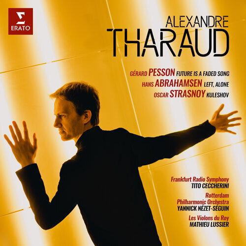 Pesson, Abrahamsen & Strasnoy: Piano Concertos