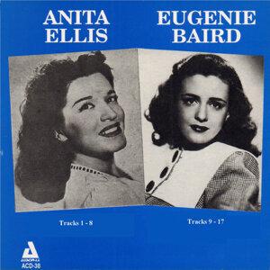 Anita Ellis and Eugenie Baird