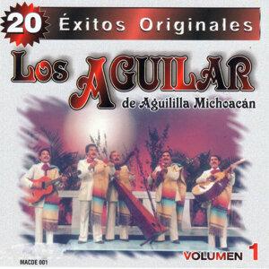 20 Exitos Originales - Los Aguilar de la Aguila Michoacan Vol.1