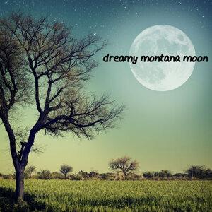Dreamy Montana Moon