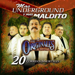 20 Corridos Inmortales