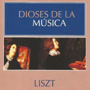 Dioses de la Música - Liszt