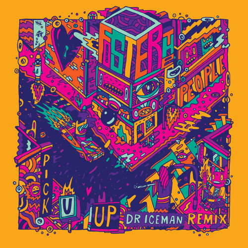 Pick U Up - Dr. Iceman Remix