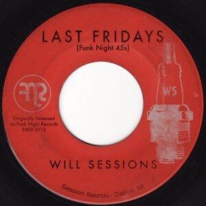 Last Fridays (Funk Night 45s)
