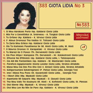 GIOTA LIDIA No 3