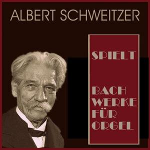 Albert Schweitzer spielt Bach Werke für Orgel