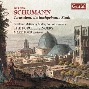 Schumann: 3 Chorale-Motets Op. 75 & 5 Chorale-Motets Op. 71
