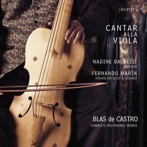 Blas de Castro Complete Polyphonic Works