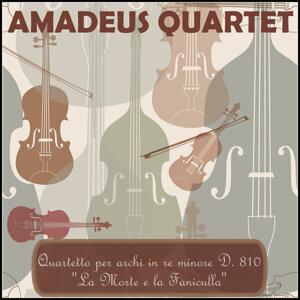 """Quartetto per archi in re minore D. 810 """"La morte e la fanciulla"""""""