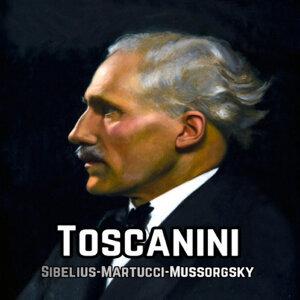 Toscanini, Sibelius-Martucci-Mussorgsky