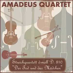 """Streichquartett in d-moll, D. 810 """"Der Tod und das Mädchen"""""""