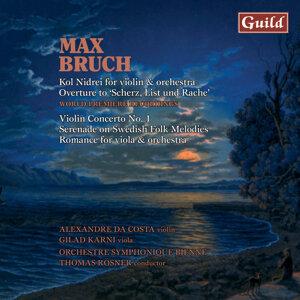 Bruch: Kol Nidrei - Romance - Serenade on Swedish Folk - Violin Concert No. 1