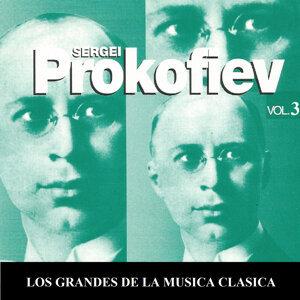 Los Grandes de la Musica Clasica - Sergei Prokofiev Vol. 3