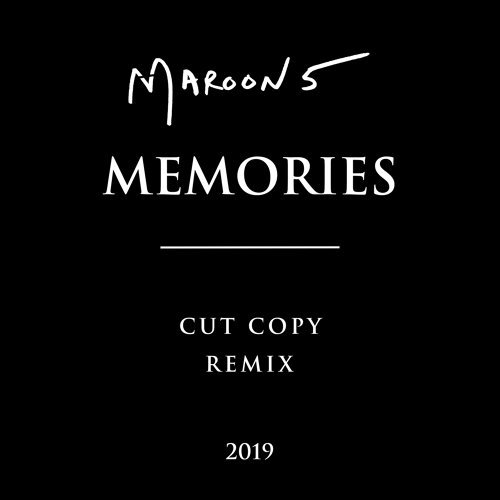 Memories - Cut Copy Remix