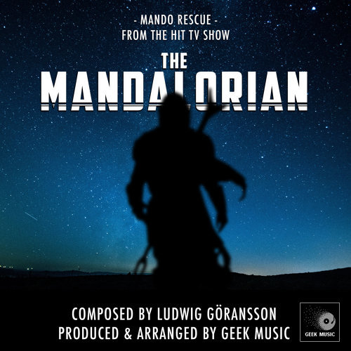 """Mando Rescue (From """"The Mandalorian: Chapter 3"""")"""