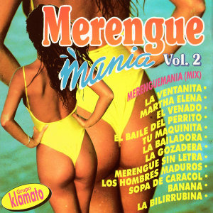 Merengue Manía Vol.2