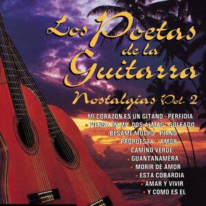 Los Poetas de la Guitarra Nostalgias Vol. 2