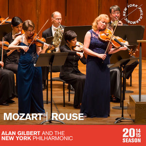 Mozart: Sinfonia Concertante - Christopher Rouse: Flute Concerto