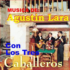 Música de Agustín Lará Con los Tres Caballeros