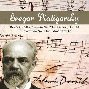 Dvořák: Cello Concerto No. 2 In B Minor, Op. 104 - Piano Trio No. 3 In F Minor, Op. 65