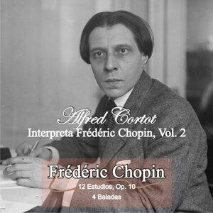 Interpreta a Frédéric Chopin, Vol. 2