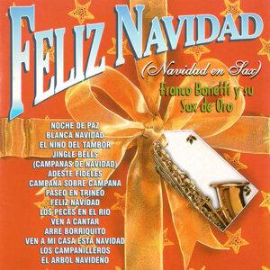 Feliz Navidad (Navidad en Sax)