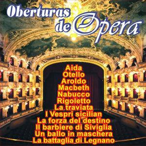 Oberturas de Opera