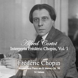 Alfred Cortot Plays Frédéric Chopin, Vol. 1