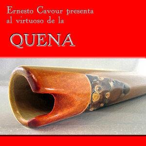 """""""Ernesto Cavour"""" Presenta al Virtuoso de la Quena"""