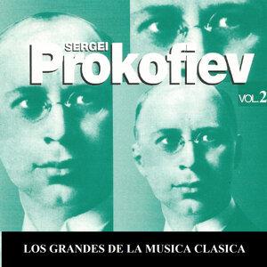 Los Grandes de la Musica Clasica - Sergei Prokofiev Vol.  2