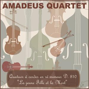 """Quatuor à cordes en ré mineur D. 810 """"La jeune fille et la mort"""""""