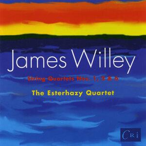 James Willey: String Quartets Nos. 1, 2, & 6