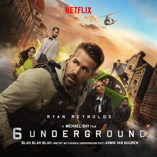 Blah Blah Blah - Dmitriy Mityukhin '6 Underground' Edit