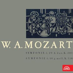 Mozart: Symphony No. 29 in A Major, Symphony No. 40 in G Minor