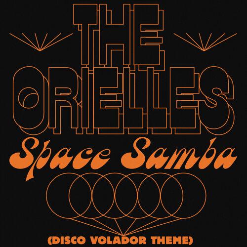 Space Samba (Disco Volador Theme) - Edit